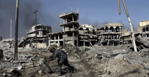 "Syria: ""Mosul one of the greatest war crimes of the post-World War II era"""