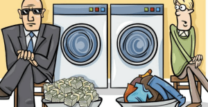 """International Money Laundering - Total Failure is """"Only a Decimal Point Away"""""""
