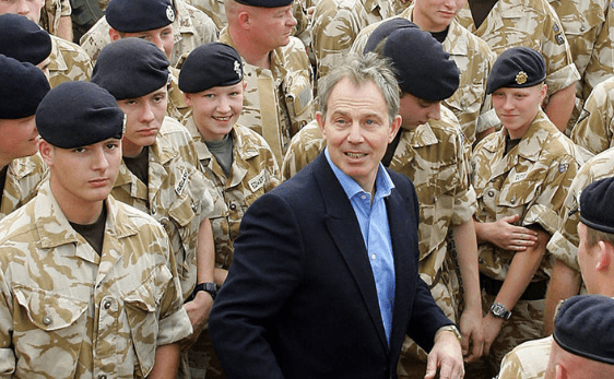 Mark Curtis: For the British political elite, the invasion of Iraq never happened