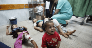 """MSF: """"The human toll of the latest events in Gaza are appalling"""""""