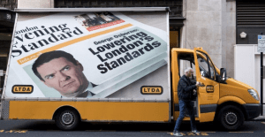 George Osborne's London Evening Standard sells its editorial independence to Uber, Google and others