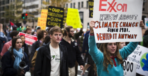 Fossil Fuel Industry Outspent Environmentalists and Renewables by 10:1 on Climate Lobbying