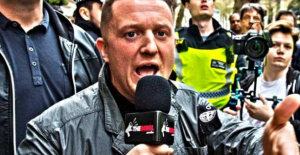 Tommy Robinson - change.org and a Think Tank