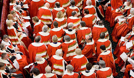 House of Lords lost as fake reforms go nowhere
