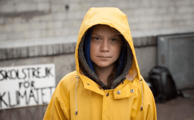 Climate Science Deniers Resort to Attacking Greta Because They've Lost the Argument