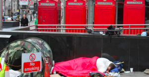 Homeless Epidemic Continues to Soar