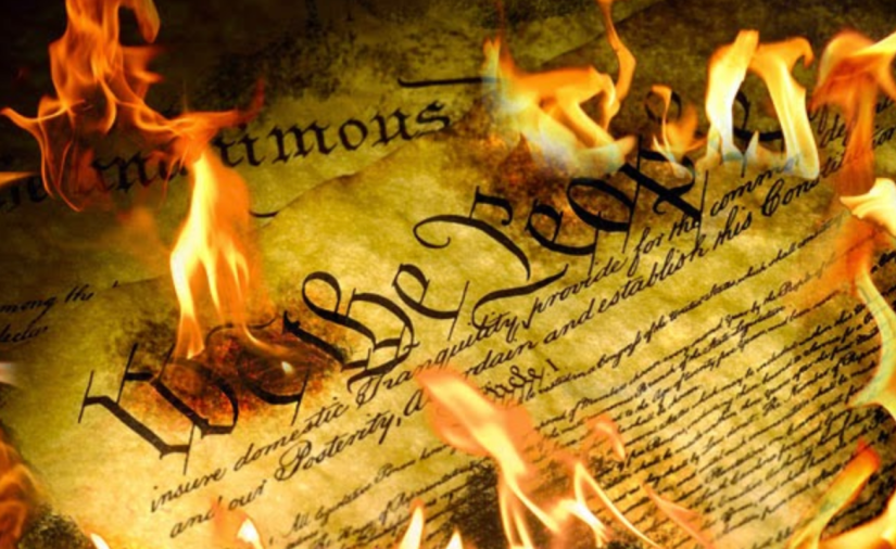 As the British Constitution Holds Up, the American Constitution is Falling Apart