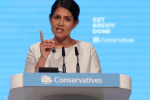 Conference: Priti Patel demonstrates Tory 'law and order' priorities