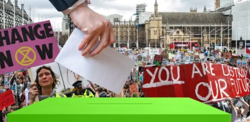 Should climate trump the Brexit election?