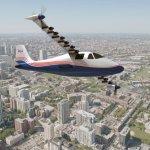 NASA Unveils Electric-Powered Plane