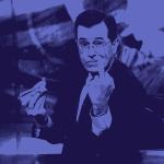 Colbert compares Trump to Nazi in Orlando sketch