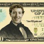Facebook CEO Mark Zuckerberg Gains $3.4 Billion In ONE HOUR