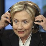 HILLARY'S RESPONSE TO CHARGE SHE'S PART OF THE ESTABLISHMENT: 'I'M A WOMAN!'
