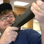 SLOB Michael Moore: 'Ban All Semi-Automatic Guns, Large Capacity' Mags, and War