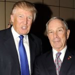Trump goes after 'little' Michael Bloomberg on Twitter