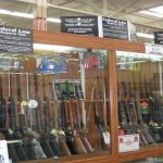 Walmarts pull firearms off shelves