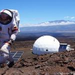 Scientists exit Hawaii dome after year-long Mars simulation