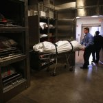 Bodies of 850 unidentified people who died crossing the border in Arizona remain in ONE morgue