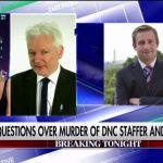 Assange: Murdered DNC Staffer Was 'Potential' WikiLeaks Source