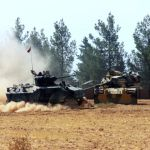Turkish Army Starts Operations Against Syria to Secure Border