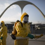170 Zika Cases in California