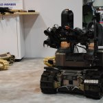 Marines now have robots that carry and fire heavy machine guns