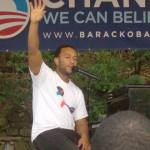 John Legend: Trump 'Never Was a Winning Candidate'