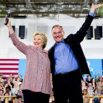 Kaine On Hillary Email Statements: 'If You Ask Somebody a Question 150 Times,' 'There's Going To Be Variations'