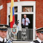 Assange Assassination Panic as 'Intruder' Scales Embassy Wall