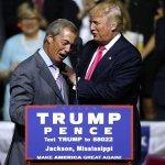"Nigel Farage: ""Trump Is The New Reagan"""