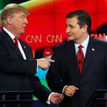 Ted Cruz: 'Tonight, Donald Trump Had His Strongest Debate Performance of the Election Cycle'