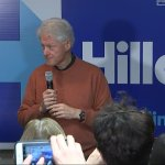 Bill Clinton on foundation: 'There is nothing wrong with what we're doing'