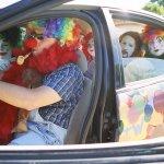 Clownpocalypse Continues: Van Full of Clowns Terrorize Georgia Children