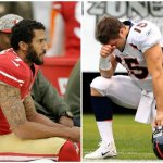 Curt Schilling: Media Celebrating Colin Kaepernick Vilified Tim Tebow for 'Lowering His Head in Prayer to God'