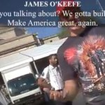 "VIDEO: James O'Keefe ""Triggers"" Columbia Student Over Trump Chalking"