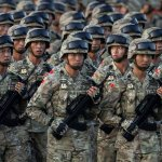 Military Superpower: China Muscling Up to the World