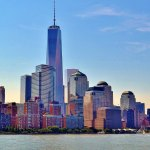 15 years after September 11 attacks, downtown New York keeps rising