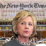 New York Times just 'officially' Just Endorsed Hillary. In 2008, She Gave Times $100K Same Year It Backed Her for President