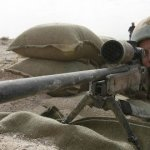 British Sniper Kills Four Terrorists, Saves 12 Hostages, With ONE Epic Shot