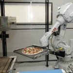 startup uses robots to grab slice of pizza