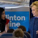 "FBI Found ""Tens Of Thousands Of Emails"" Belonging To Huma Abedin On Weiner's Laptop"