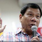 Philippines' Duterte dares CIA to 'oust' him