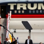 Trump shuts off cash flow to GOP, halts fundraisers until Election Day