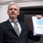 White House won't confirm or deny Assange disruption