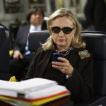 Hillary Clinton Admitted That Hackers Were Breaking Into Her Blackberry All The Time
