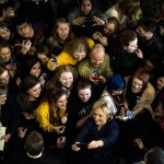Millennial support for Clinton falls in final days of election