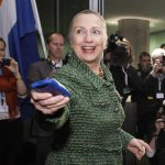 IRONY: Clinton Campaign Bars Employees from Using Personal Email Accounts