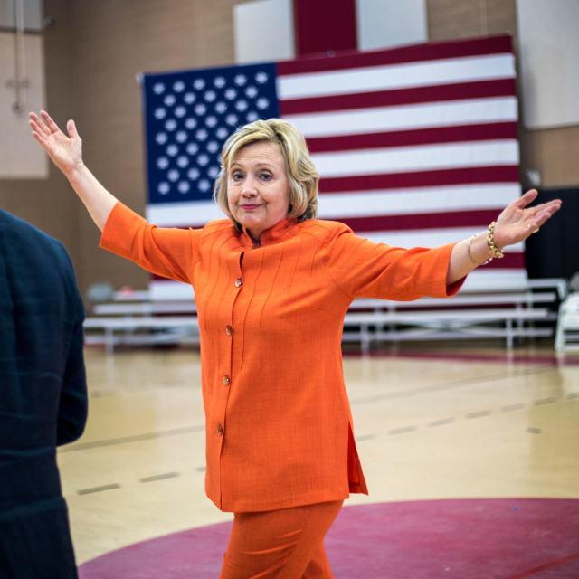 Rudy Giuliani: I see Hillary Clinton 'in an orange jumpsuit ...