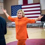 Rudy Giuliani: I see Hillary Clinton 'in an orange jumpsuit'