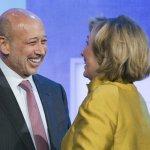Goldman Sachs Executive Hosts Hillary Clinton Fundraiser in London